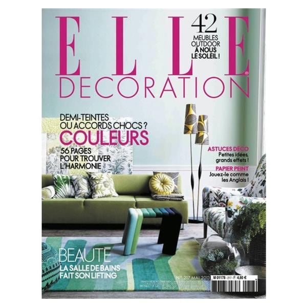 Amenagement for Elle decoration abonnement